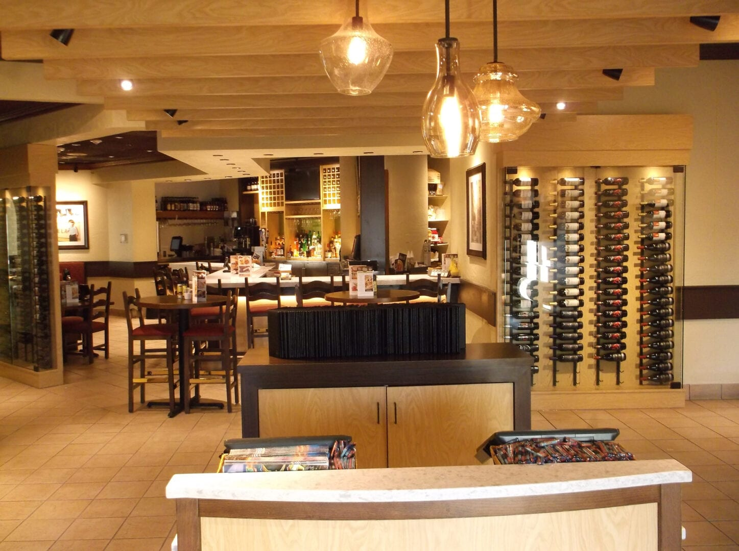 Olive Garden NJ - Belisle Construction Inc.